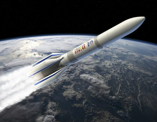 Ariane 6 Illustration - Credit: ESA–David Ducros