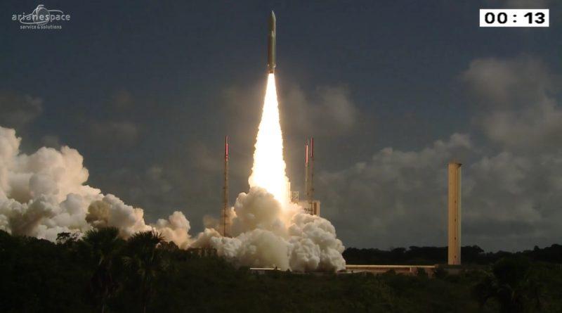 Photo: Arianespace Webcast