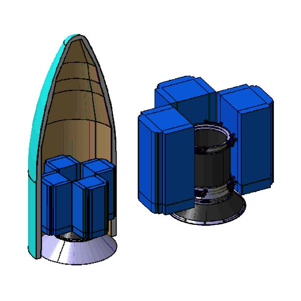Payload Configuration - Image: ESA