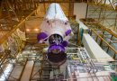 Photos: Ariane 5 Assembly for VA235 Mission