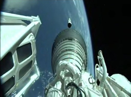 Photo: United Launch Alliance Webcast