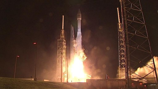 Photo: ULA Launch Webcast