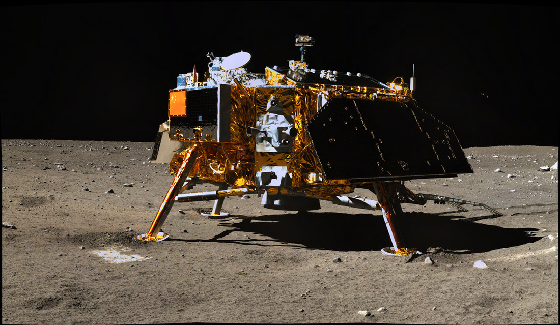 Chang'e 3 Mission Gallery – Change on