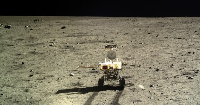 China's Yutu Rover still responsive after 64 Weeks on the Moon