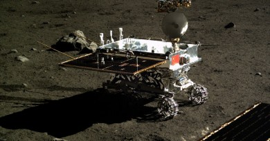 China's Chang'e 3 Lander & Yutu Rover mark two full Years on the Lunar Surface