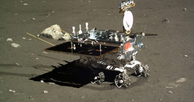 Chinese Yutu Moon Rover pronounced Dead after record-setting Mission