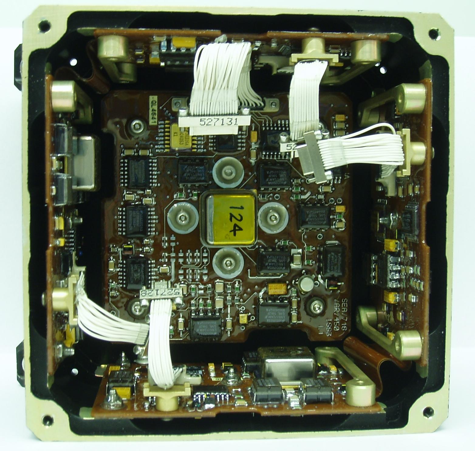 Sentinel 3 Spacecraft Copernicus Bpc 1 Dual Fuel Control Wiring Diagram Mems Gyro Interior Photo Esa