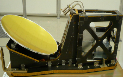MWR Instrument - Photo: ESA