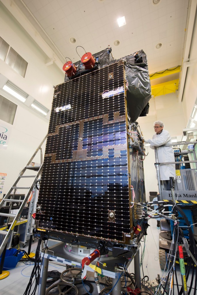 Sentinel-3A_satellite_in_Cannes_France