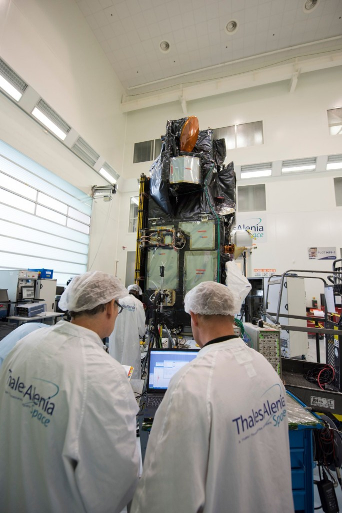 Sentinel-3A_satellite_in_Cannes_France4