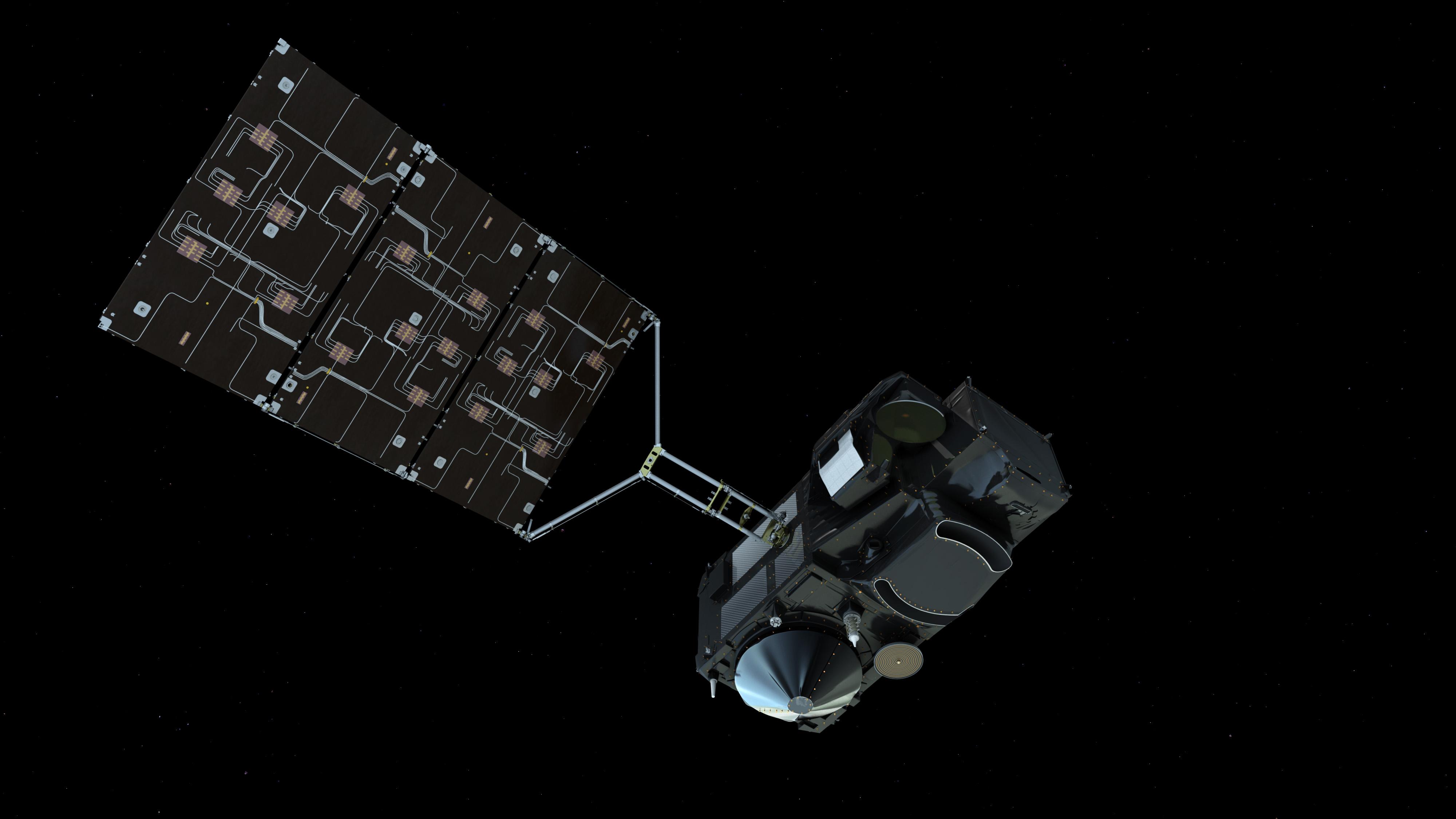 Sentinel 3 Spacecraft Copernicus Bpc 1 Dual Fuel Control Wiring Diagram Image Esa Atg Medialab