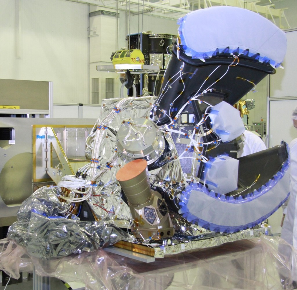 Unpacking_Sentinel-3A_radiometer