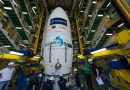 Sentinel-2B Earth-Observation Satellite ready for Nighttime Liftoff atop Vega Rocket