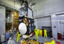 Photos: Sentinel-3B Launch Campaign at Plesetsk