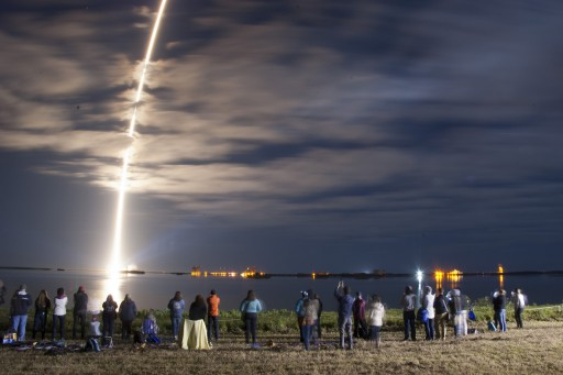 Photo: NASA Kennedy