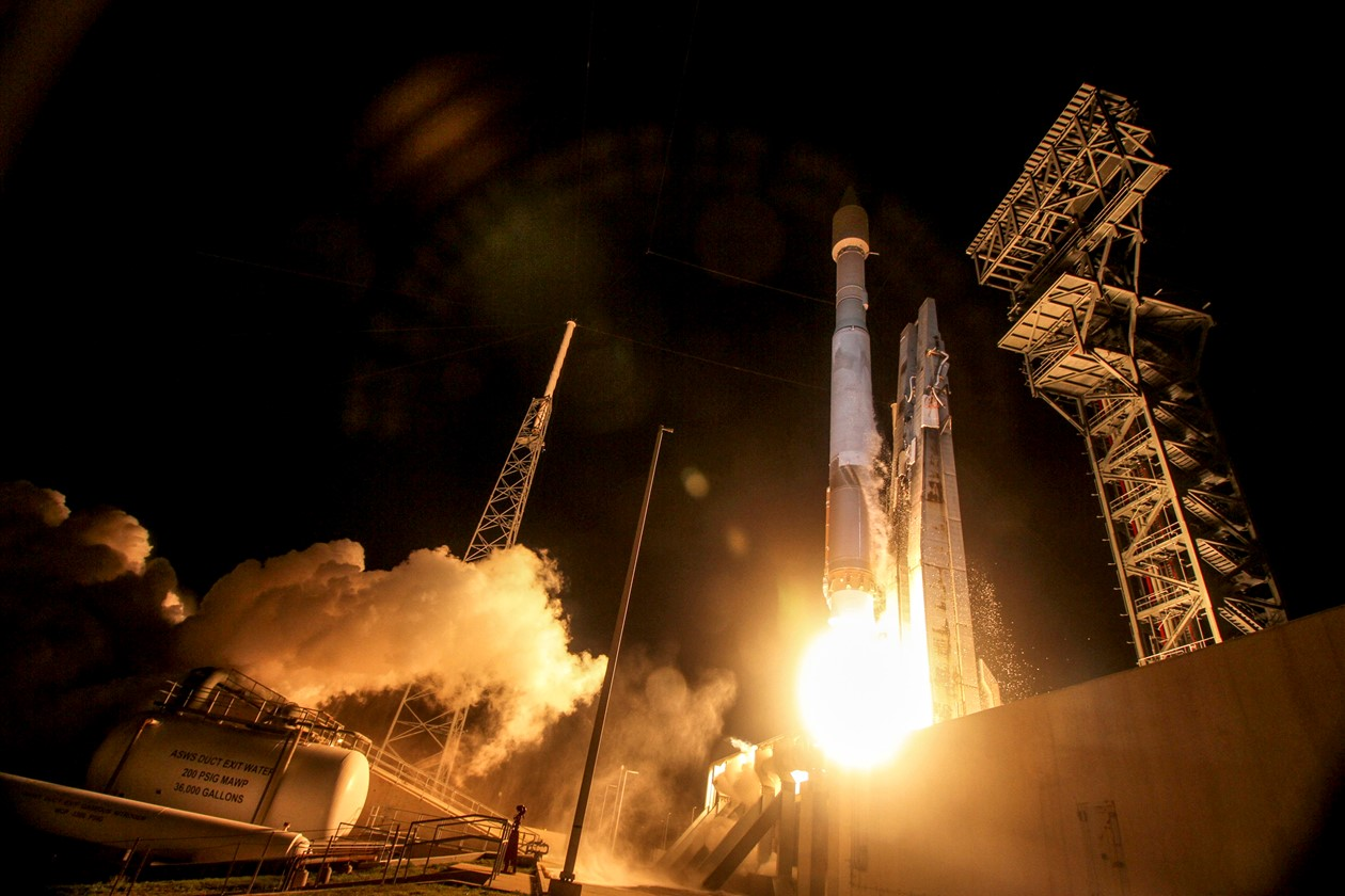 By the Numbers: How close Atlas V came to Failure in this Week's Cygnus  Launch – Cygnus OA-6 | Spaceflight101