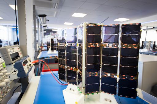 Lemur-2 CubeSat - Photo: Spire Global