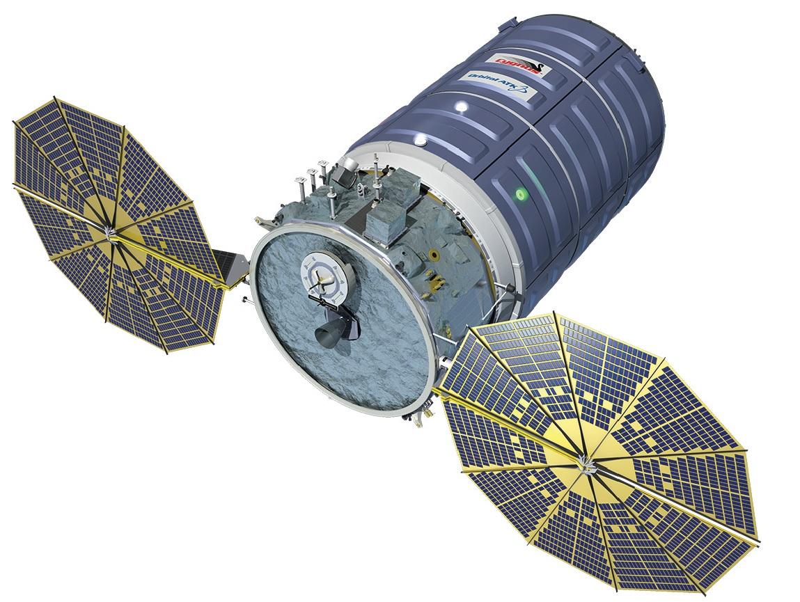 Image: Orbital ATK