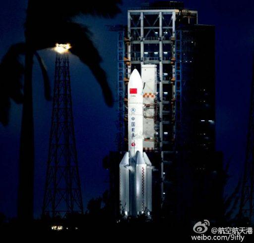 Photo: Weibo, via 9ifly.cn
