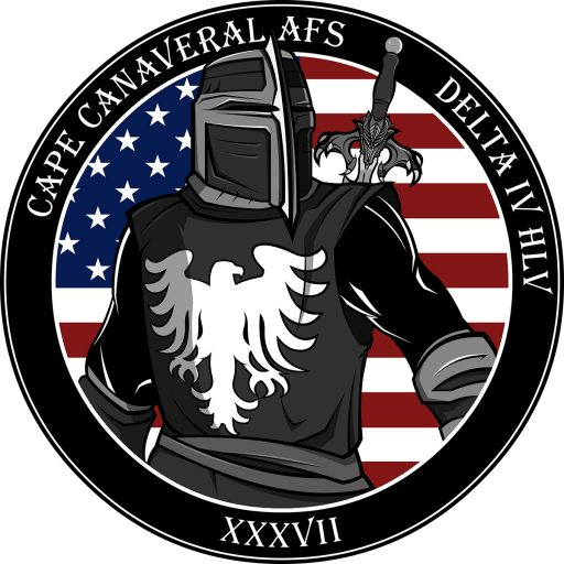 NROL-37 Mission Patch – Credit: NRO