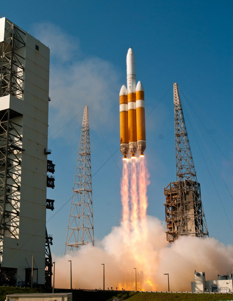 NROL-15 (2012) - Photo: ULA