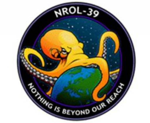 NROL-39 Patch - Credit: NRO