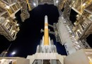 Photos: Delta IV revealed for classified NRO Launch