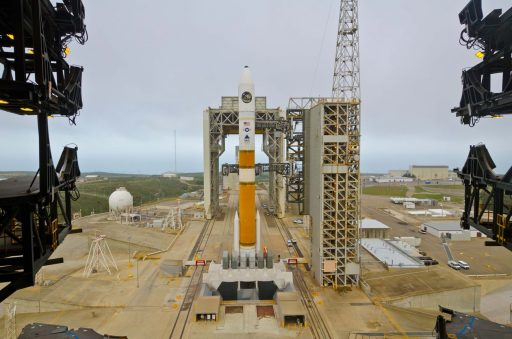 Photo: United Launch Alliance (NROL-25)