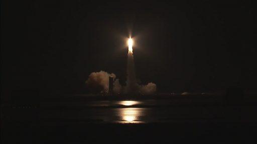 Photo: ULA Launch Webcast