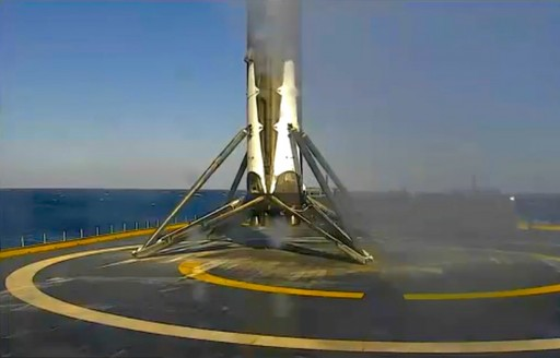 Photo: SpaceX/Steve Jurvetson