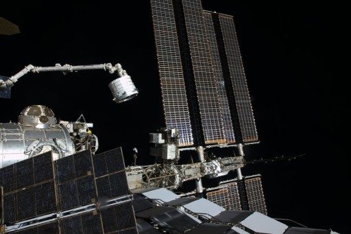 BEAM moves to its new home on ISS - Photo: NASA
