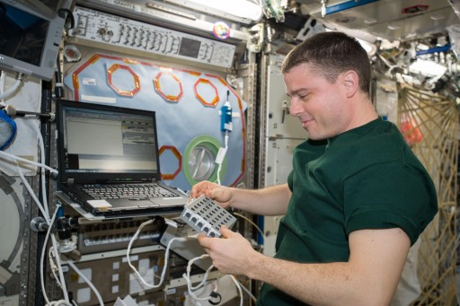 HDPCG Hardware Ops - Photo: NASA