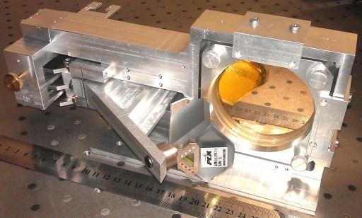 Interferometer - Image: ESA/Roscosmos/ExoMars/ACS/IKI