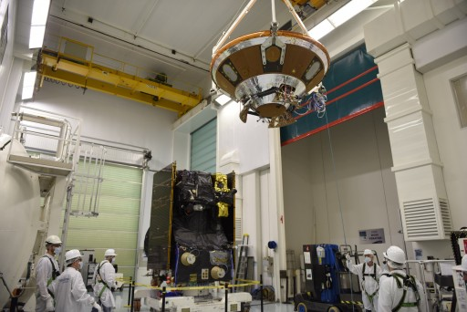 ExoMars 2016 - Photo: ESA