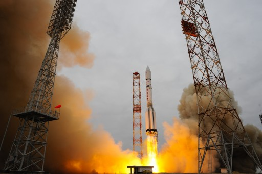 ExoMars 2016 Launch campaign