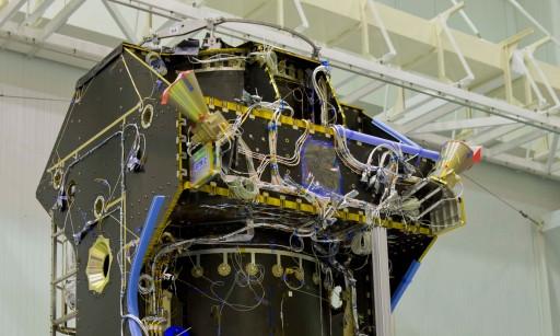 Star Tracker Assemblies - Photo: ESA