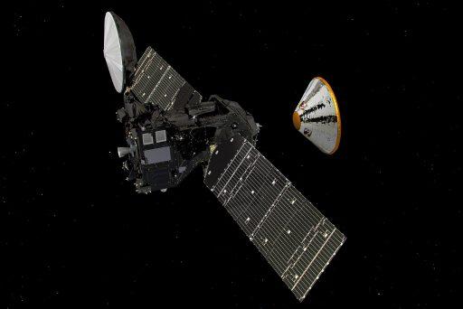 ExoMars 2016 Separation . Image: ESA