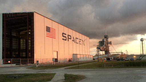 Kennedy Space Center LC-39A - Photo: SpaceX