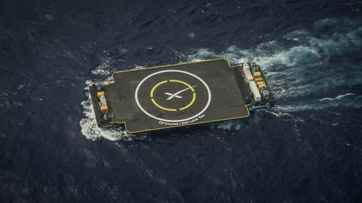 Of Course I Still Love You - Photo: SpaceX