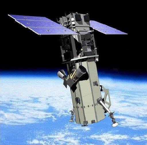 Nrol 76 Satellite Falcon 9 Nrol 76