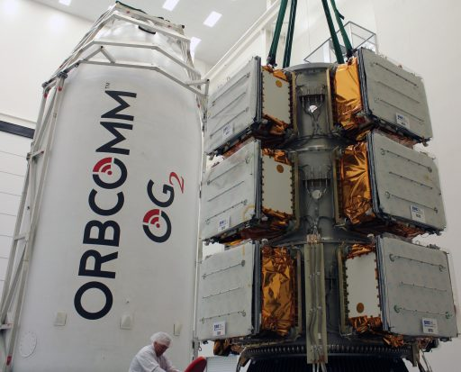 Photo: Orbcomm