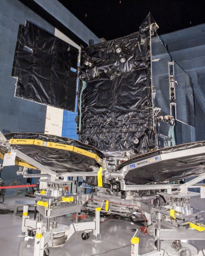 Photo: Boeing Satellite Systems