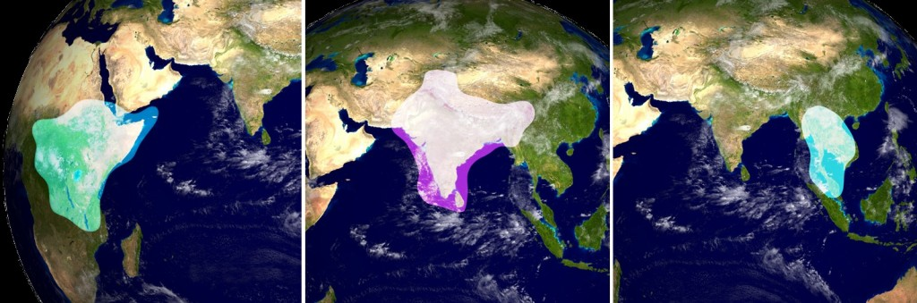 Thaicom 8 Coverage Zones - Image: Orbital ATK