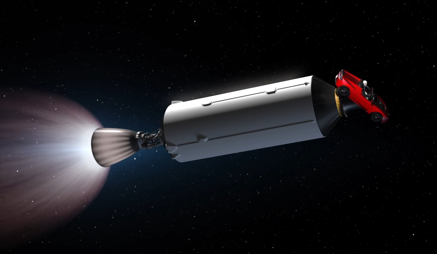 preview spacex set to debut falcon heavy rocket via long awaited shakedown flight spaceflight101. Black Bedroom Furniture Sets. Home Design Ideas