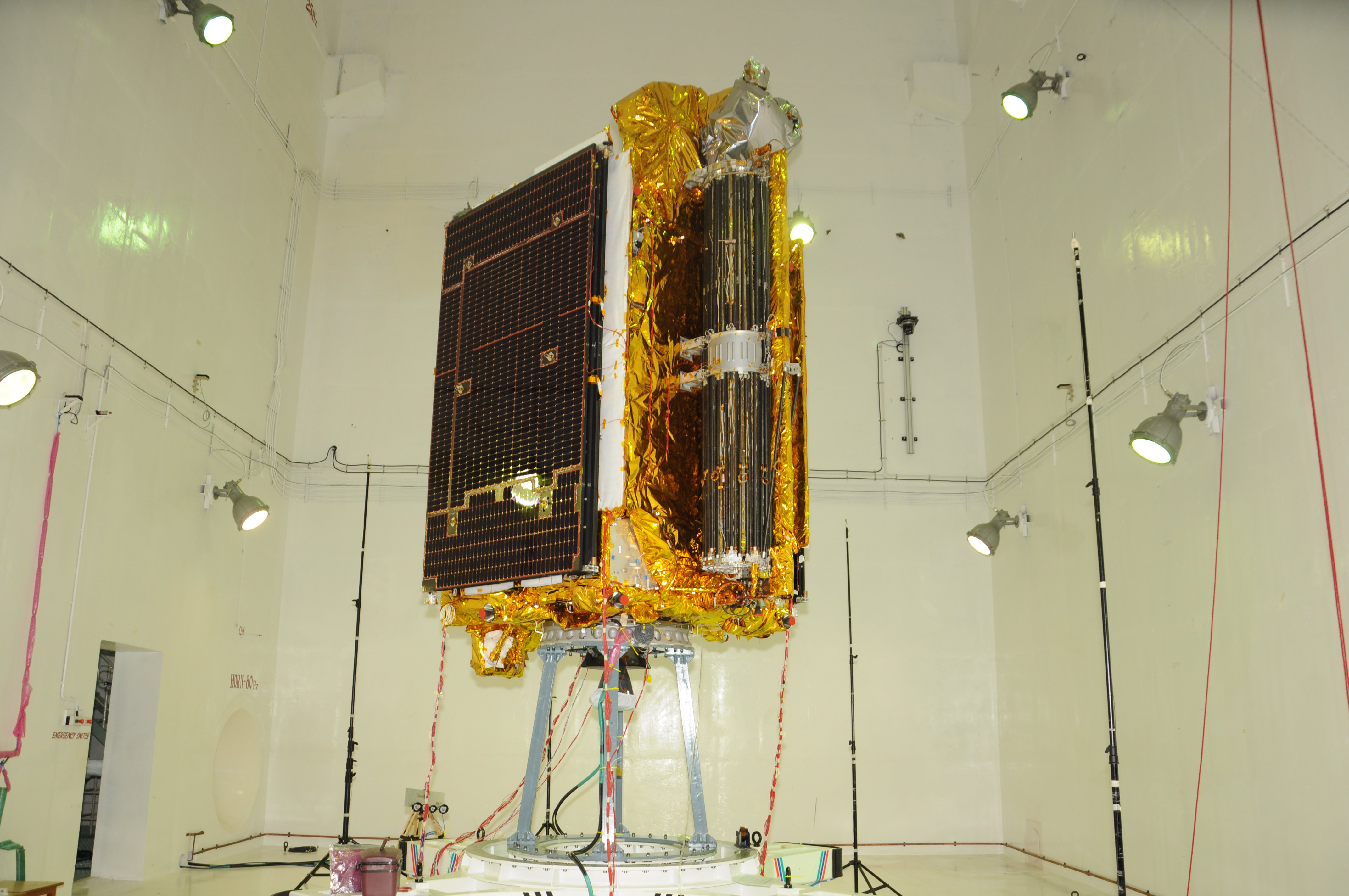 India's Newly Launched GSAT-6A...