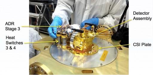 Soft X-Ray Spectrometer - Image: JAXA/ISAS