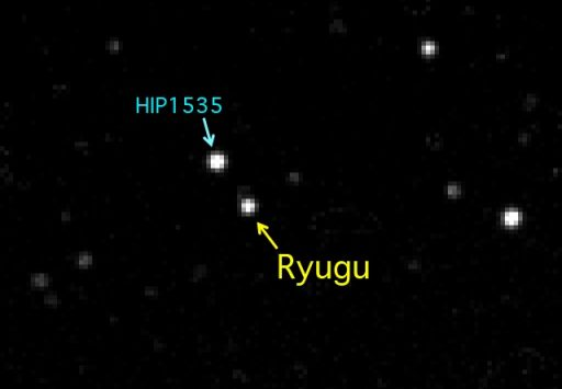 [Image: Ryugu_firstlight_20180228_NN_shift_CR2-1-512x355.jpg]