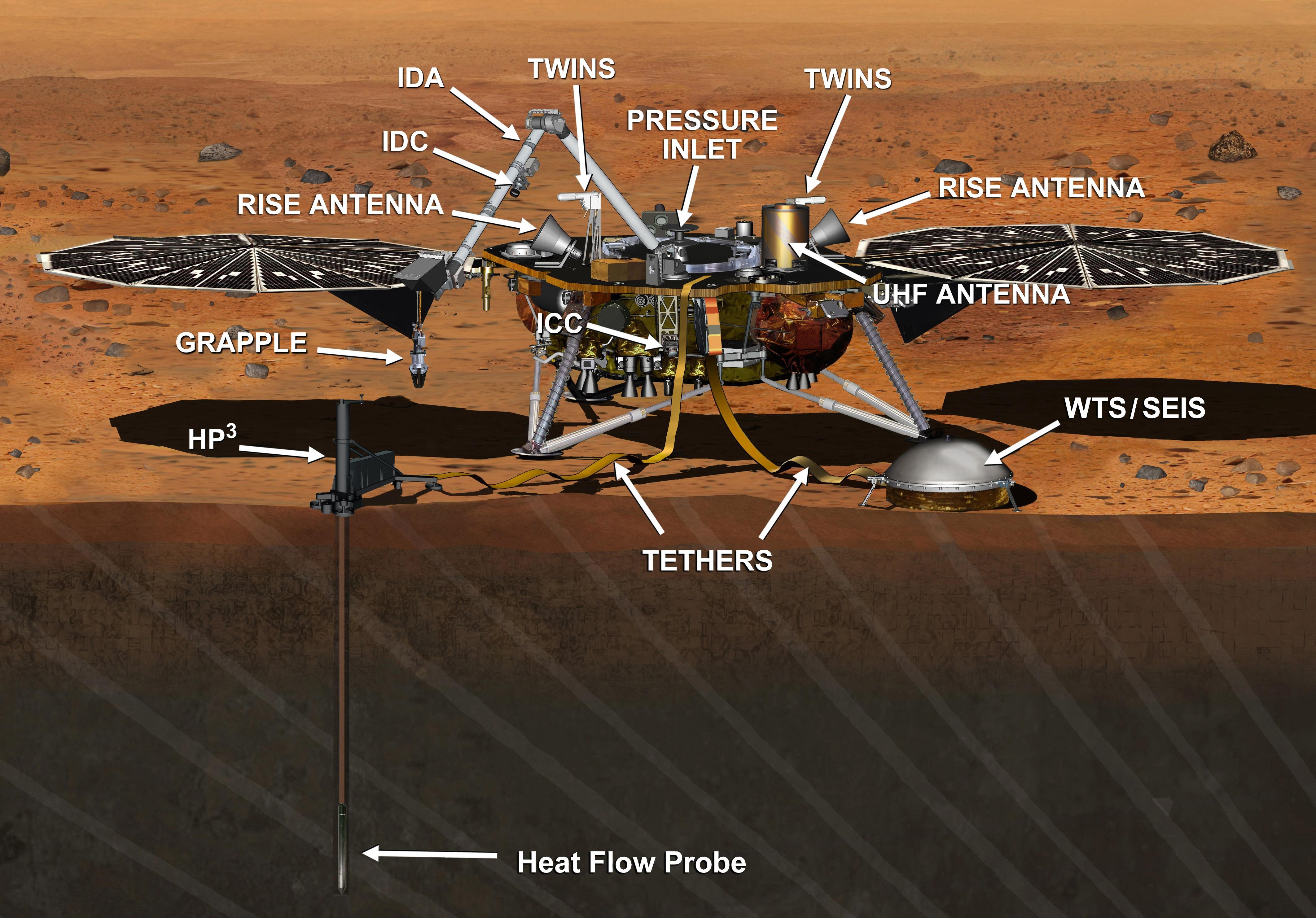 mars rover insight update - photo #14