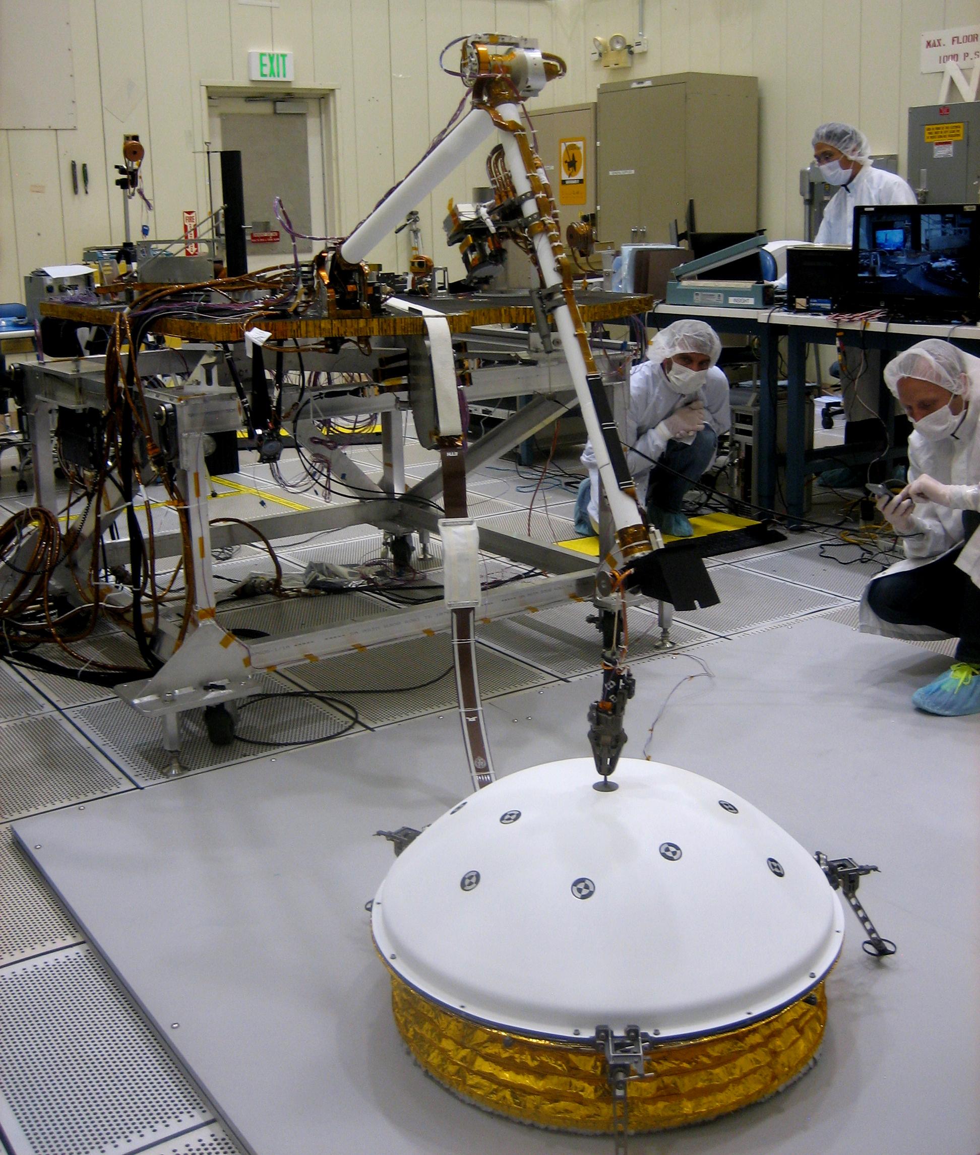 mars surveyor stereo
