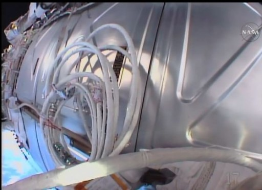 IDA Cable Routing - NASA TV